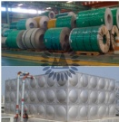 444 Stainless Steel Coil